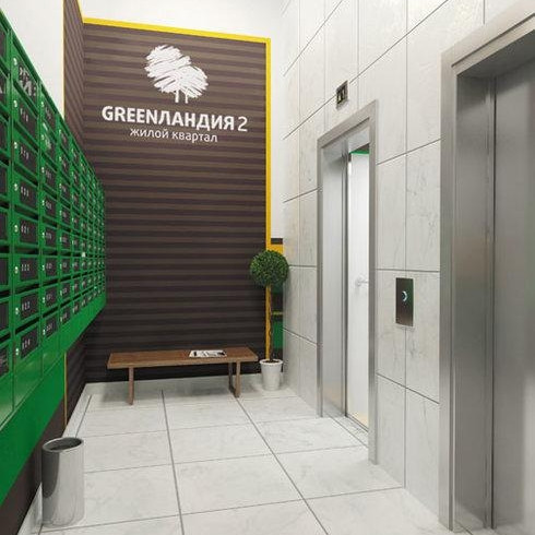 ЖК ГринЛандия 2, отделка, квартиры с отделкой, квартиры, комната, описание, холл, новостройка, фасад, дом